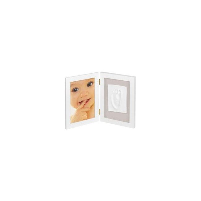 Baby Art My Sweet Memories Photo Frame with 1 Print - White