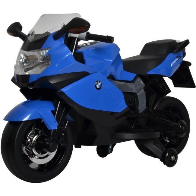 Megastar - Licensed BMW Bike Junior Rider For Kids - Blue