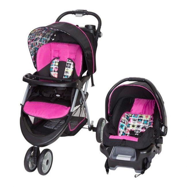 Baby Trend EZ Ride 35 Travel System - Bloom