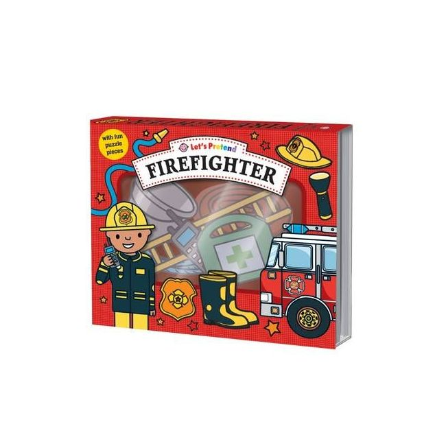 Let's Pretend Firefighter - Puzzle Toy