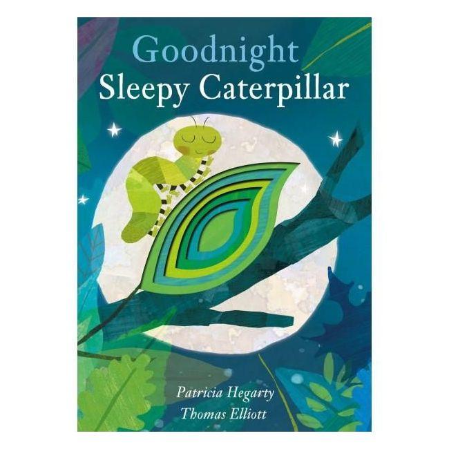Goodnight Sleepy Caterpillar - Kids Book