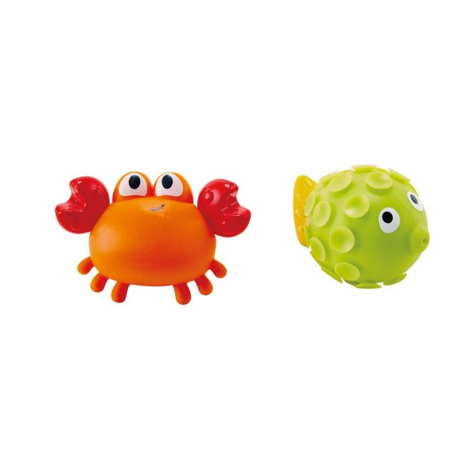 Hape Rock Pool Squirters - Bath toy