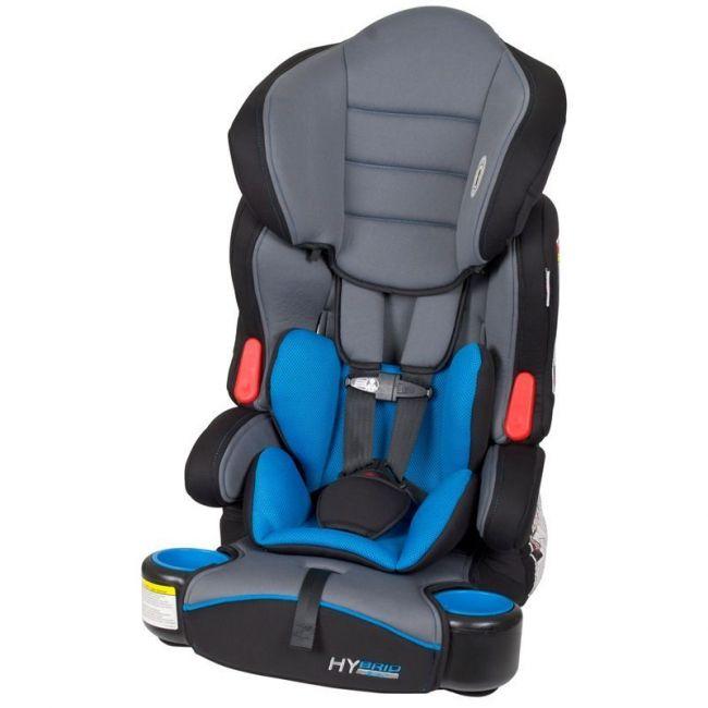 Baby Trend Grey/Blue Hybrid 3-in-1 Car Seat Ozone
