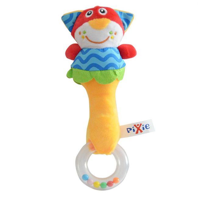 Pixie Baby Cat Rattle Toy