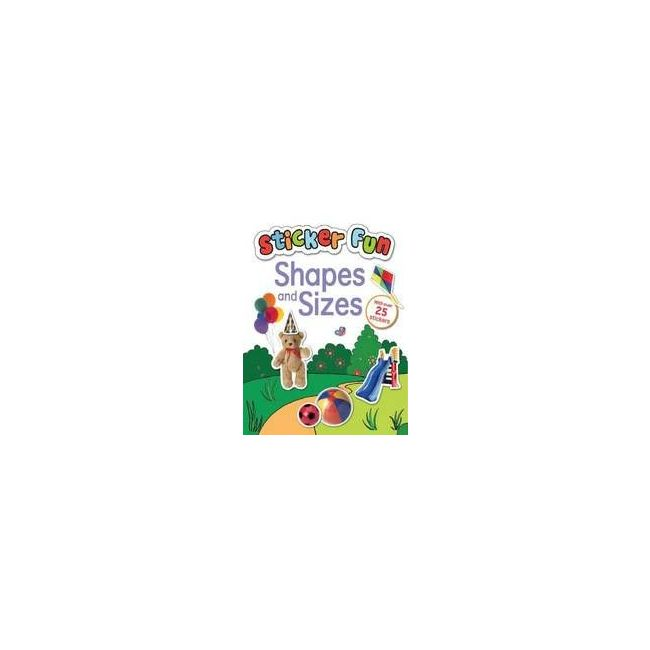 Shapes And Sizes - Kids Book