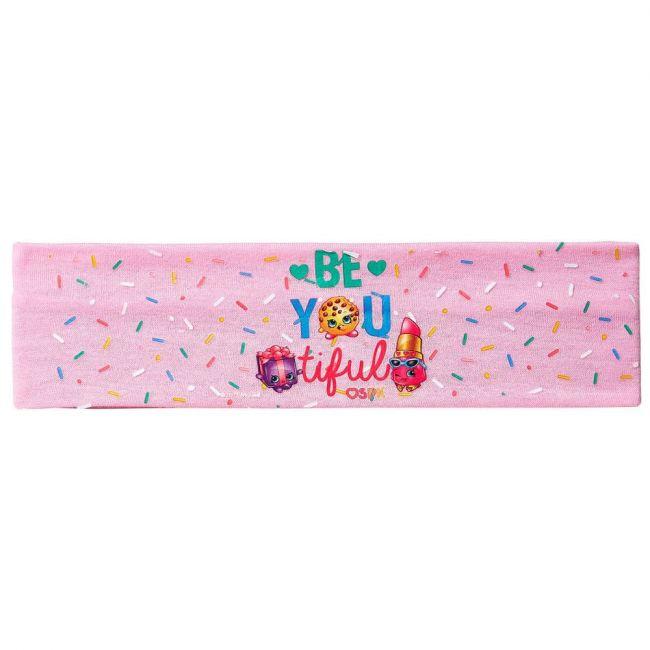 Shopkins Light Pink Head Wrap