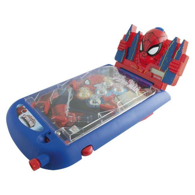 Small Pinball Spiderman