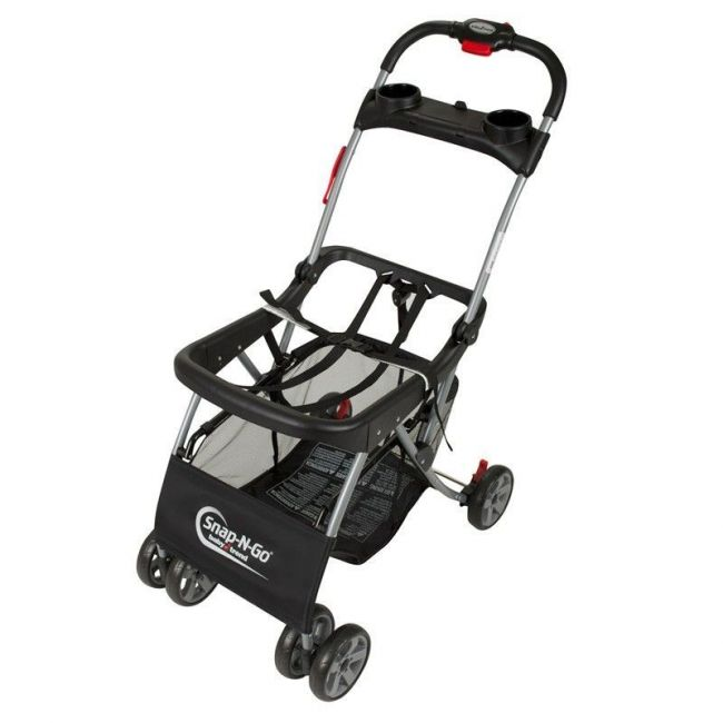 Baby Trend Snap-N-Go EX Infant Car Seat Carrier
