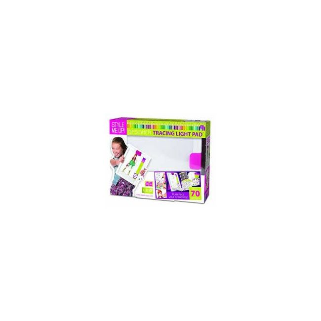 Style Me Up Designer Tracing Light Pad