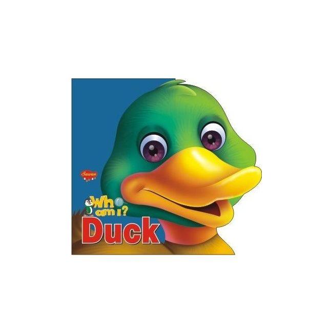 Sawan Who Am I Duck - Children's Book
