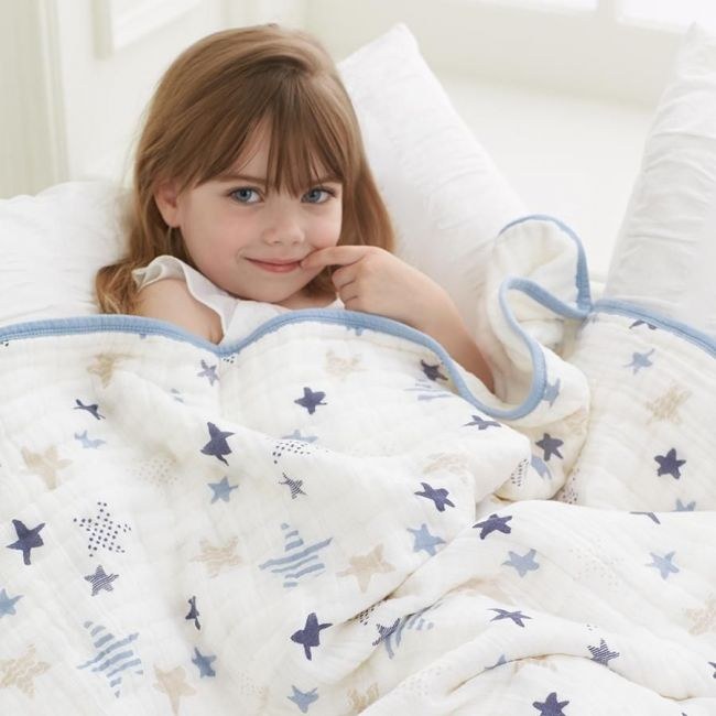 Aden + Anais - Classic Dream Blanket Rock Star