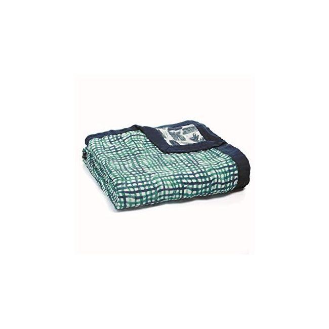 Aden + Anais - Silky Soft Dream Blanket Seaport Net