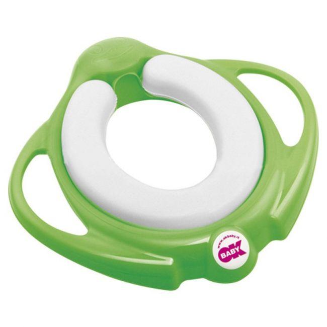 Okbaby - Pinguo Soft Toilet Seat Reducer - Green