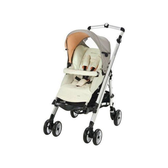 Bebe Confort Beige Loola Up Full Stroller - Natural Bright