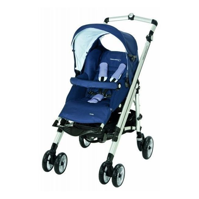 Bebe Confort Dress Blues Loola Up Full Stroller