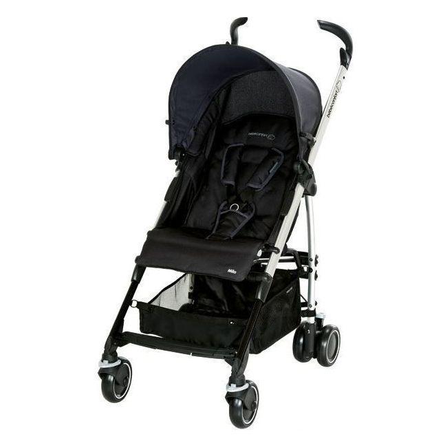 Bebe Confort Total Black Mila Stroller