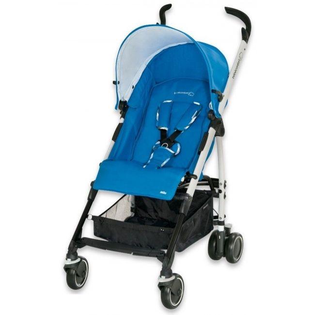 Bebe Confort Mila Stroller - Checker Blue