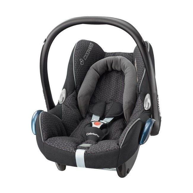 Maxi-Cosi Night Black Rubi XP Car Seat