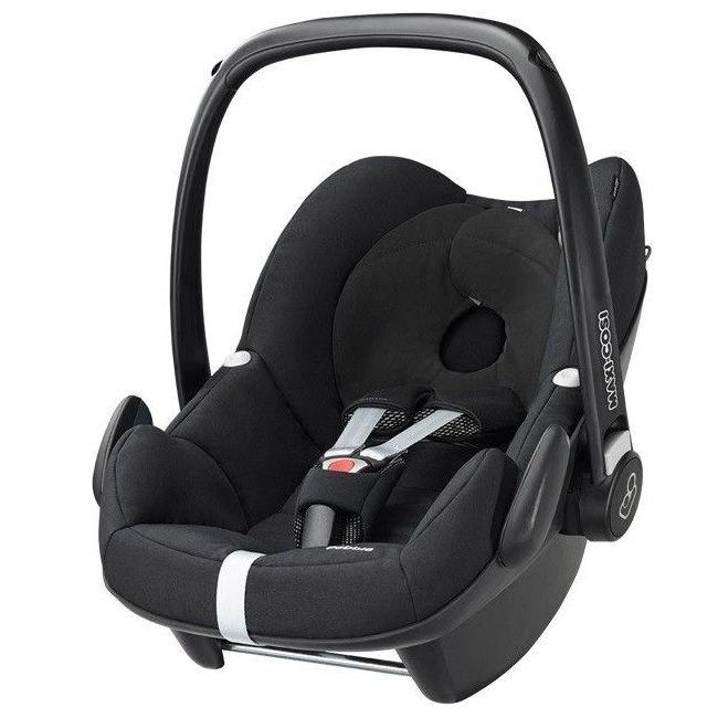 Maxi-Cosi Digital Black Pebble Carseat