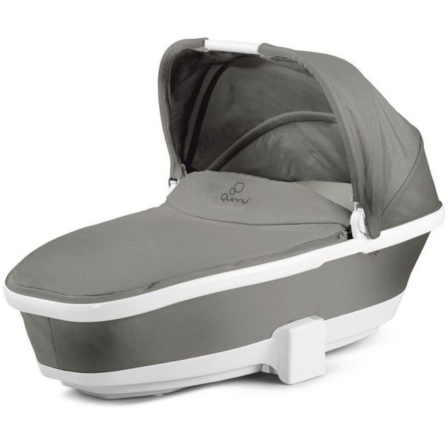 Quinny Grey Gravel Foldable Carrycot