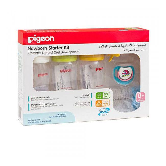 Pigeon Newborn Starter Kit 0+ Month