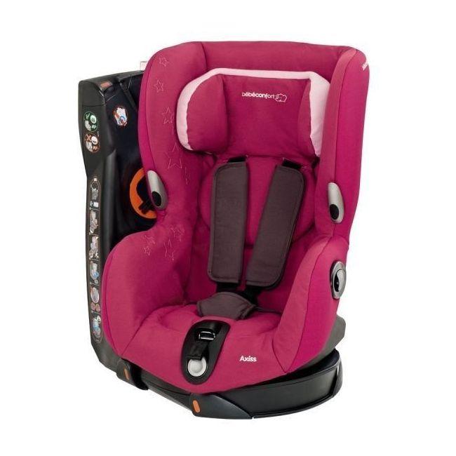 Bébé Confort Axiss Car Seat - Sweet Cerise