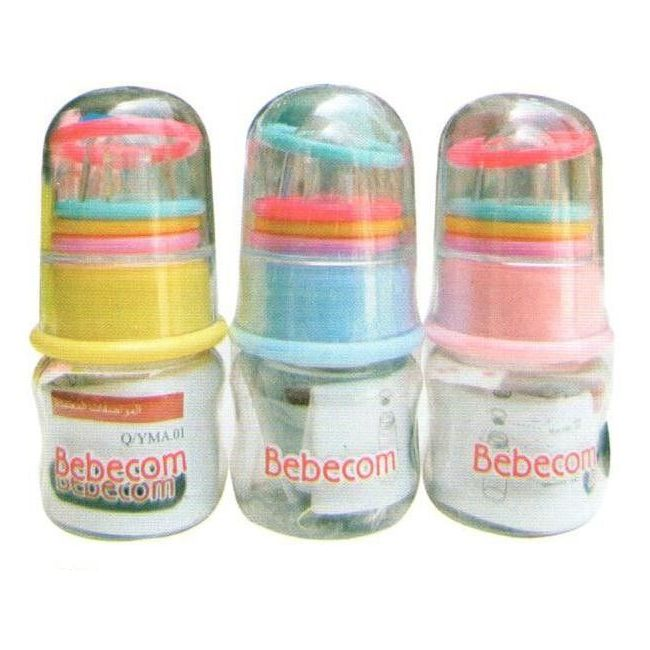 Bebecom PC Feeding 60ml Bottle - Assorted Colours