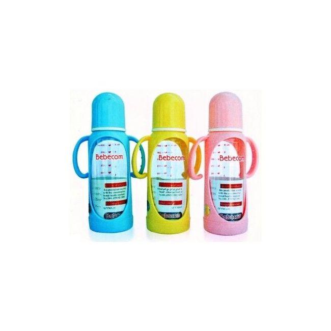 Bebecom Standard Plastic Bottle 250ml