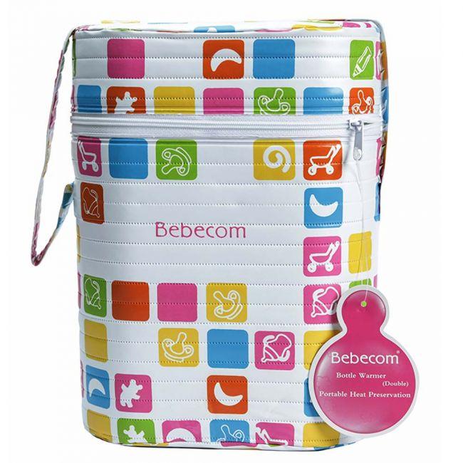 Bebecom - Double Bottle Heat Retainer