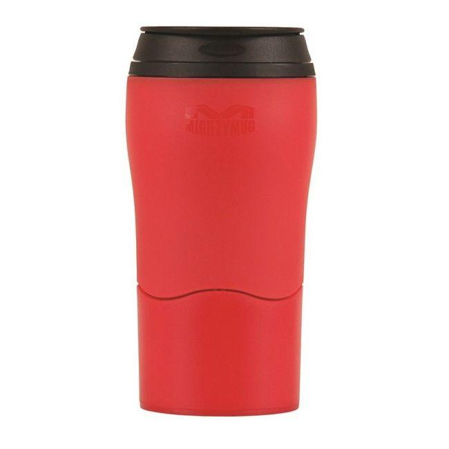 Mighty Mug Solo Plastic Red