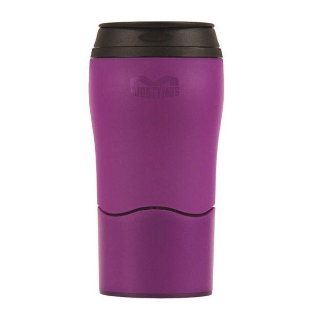 Mighty Mug Solo Plastic - Lilac