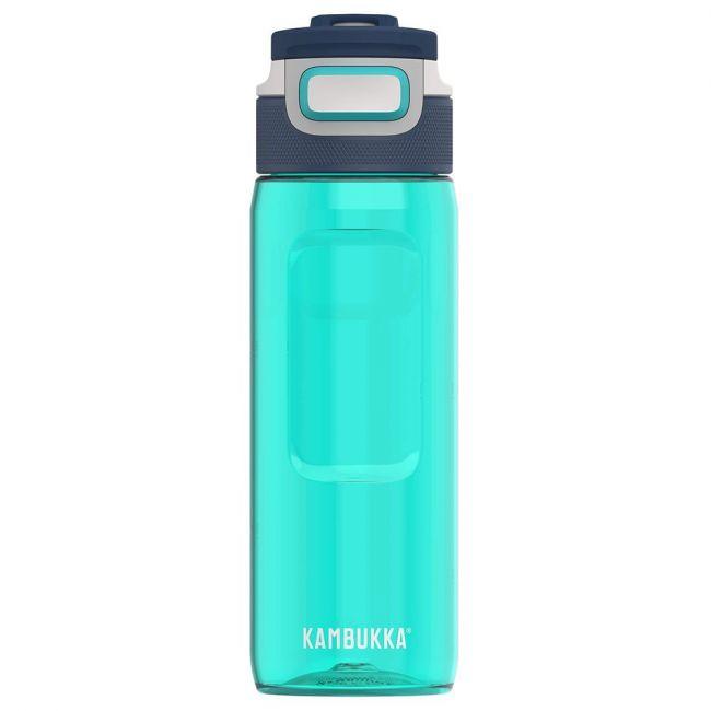 Kambukka - Elton Bpa Free Water Bottle - 750 Ml - Tiffany - 3 In 1 Lid - Snapclean Technologie