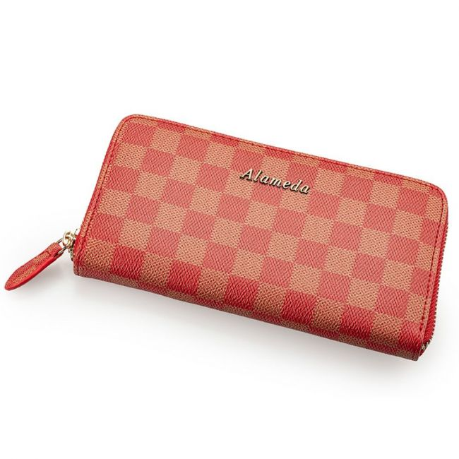 Alameda - Classic Wallet - Red