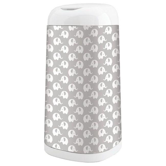 Angelcare - Dress Up Fabric Sleeve - Elephant Grey