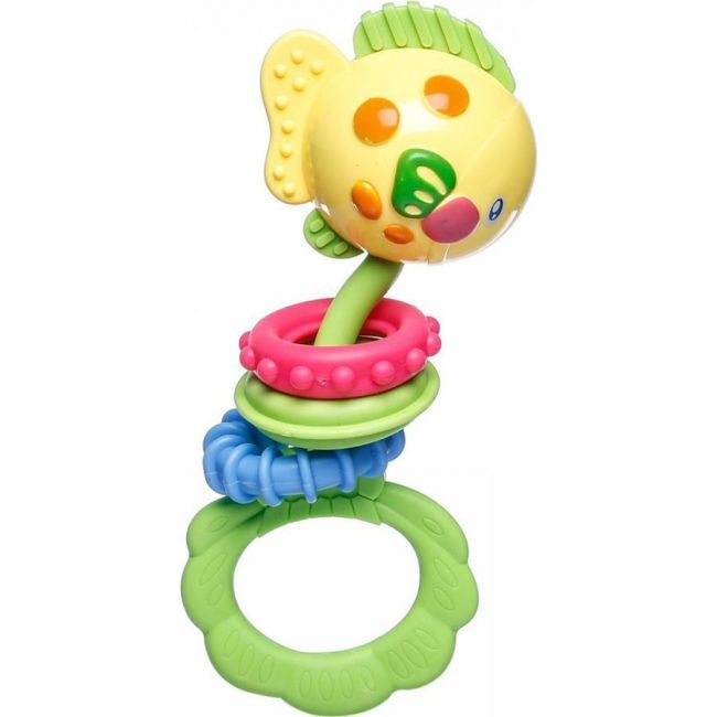 Angry Birds Rattle Toy