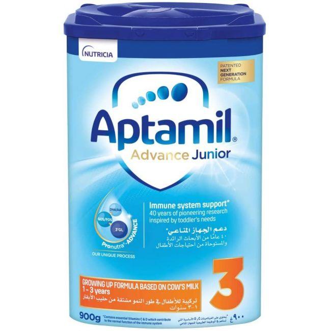 Aptamil - Advance Junior 3 Next Generation Growing Up Formula 900g
