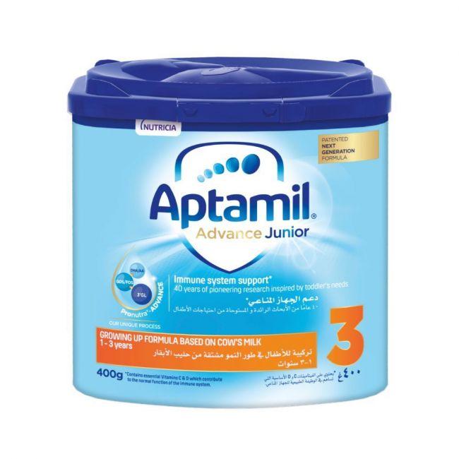 Aptamil - Advance Junior 3 Next Generation Growing Up Formula - 400g