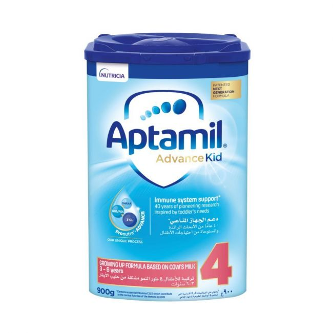Aptamil - Advance Kid 4 Next Generation Growing Up Formula 900g