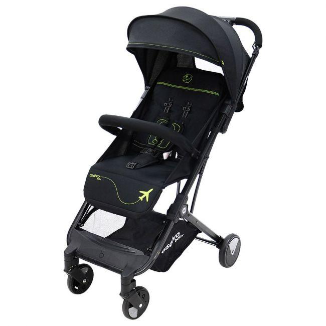 Asalvo - Stroller Travel+ - Black Green