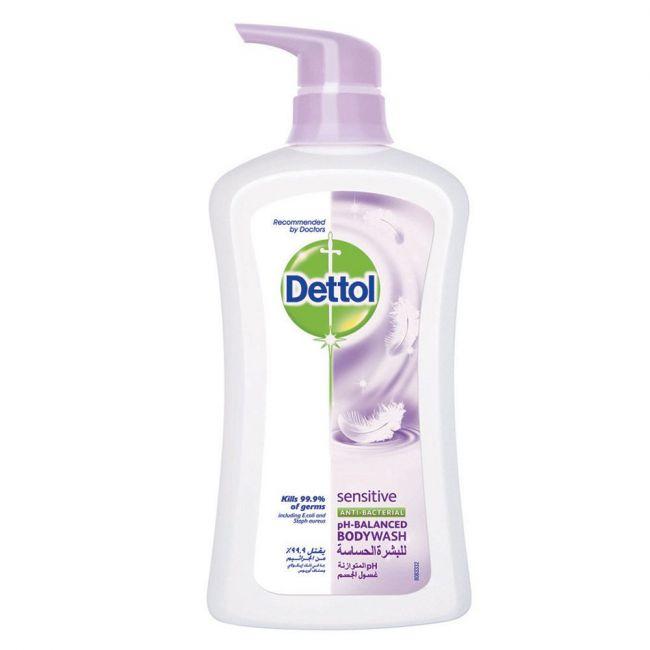 Dettol - Anti-Bacterial Body Wash Sensitive 500ml