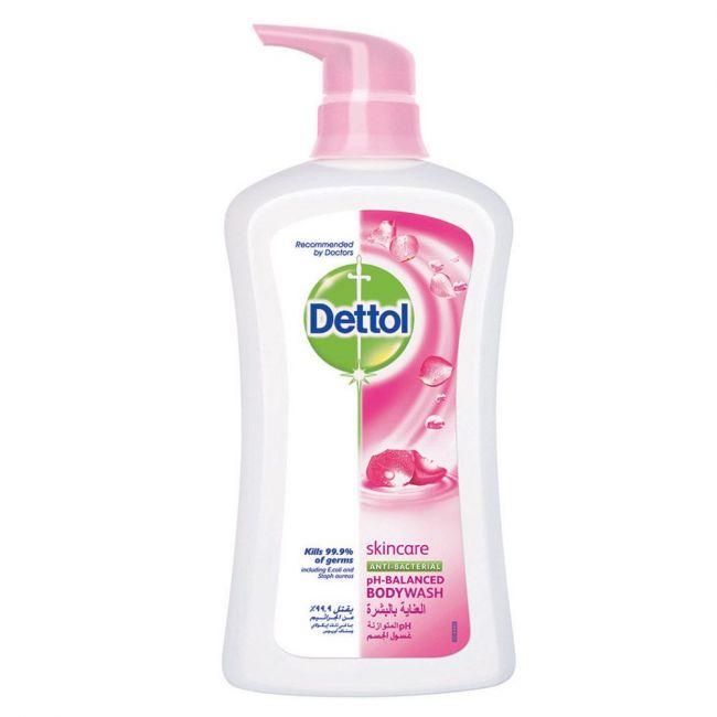 Dettol - Anti-Bacterial Body Wash Skincare 500ml