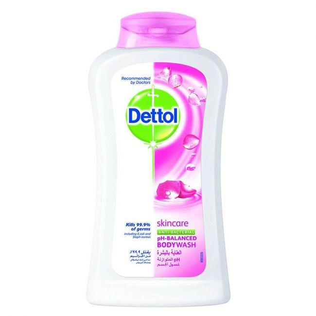Dettol - Skincare Anti-Bacterial Shower Gel Wash 250ml