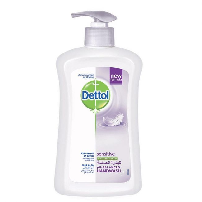Dettol - Liquid Hand Wash Sensitive 400ml