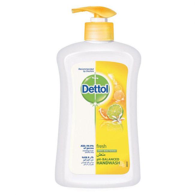Dettol - Liquid Hand Wash Fresh 400ml