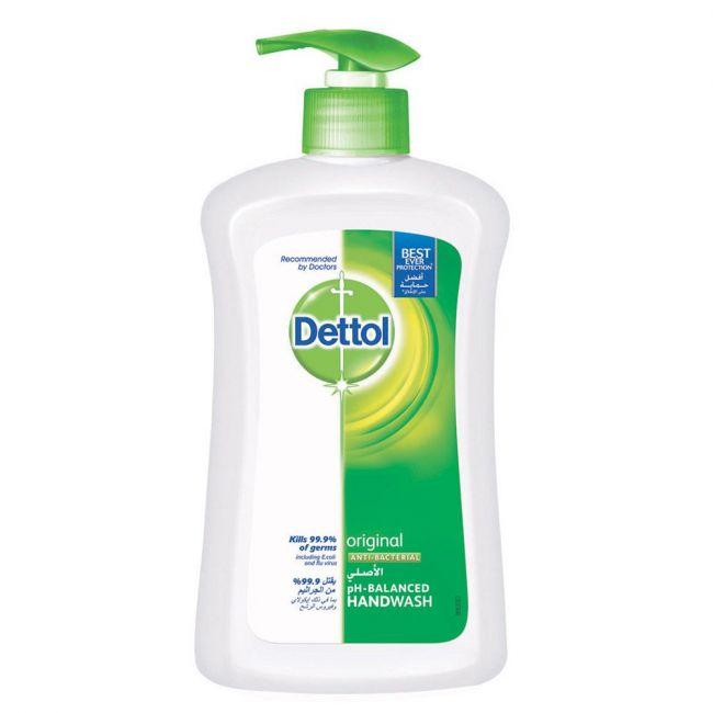Dettol - Liquid Hand Wash Original 200ml