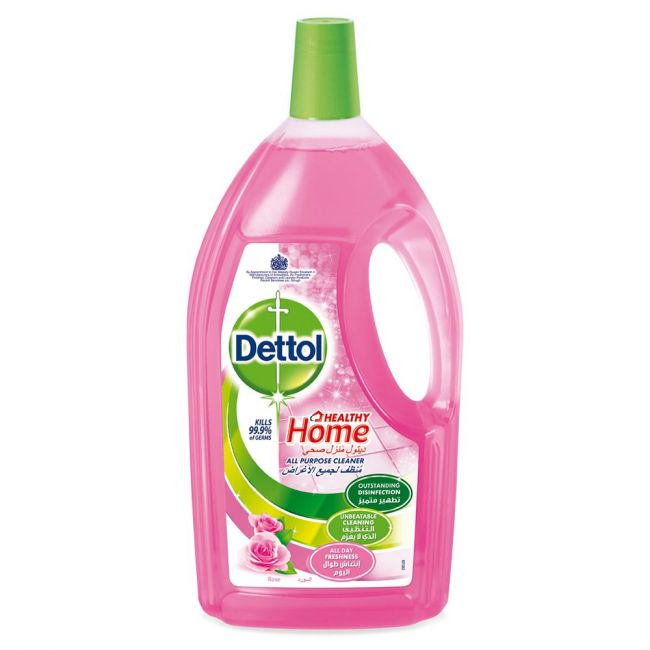Dettol - Healthy Home All Purpose Cleaner Rose 1.8L