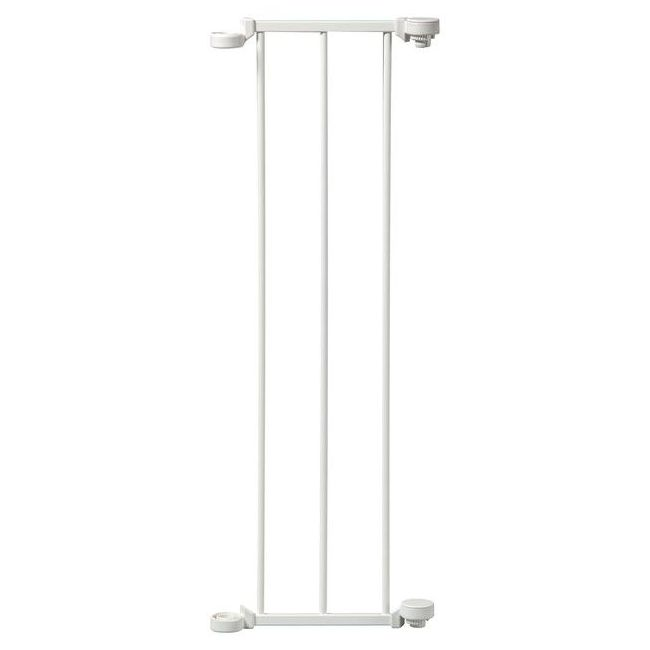KidCo White Chils Safety AutoClose ConfigureGate 9 Gate Extension