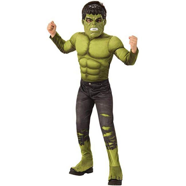 Avengers - 4 Hulk Child Hs Costume 201