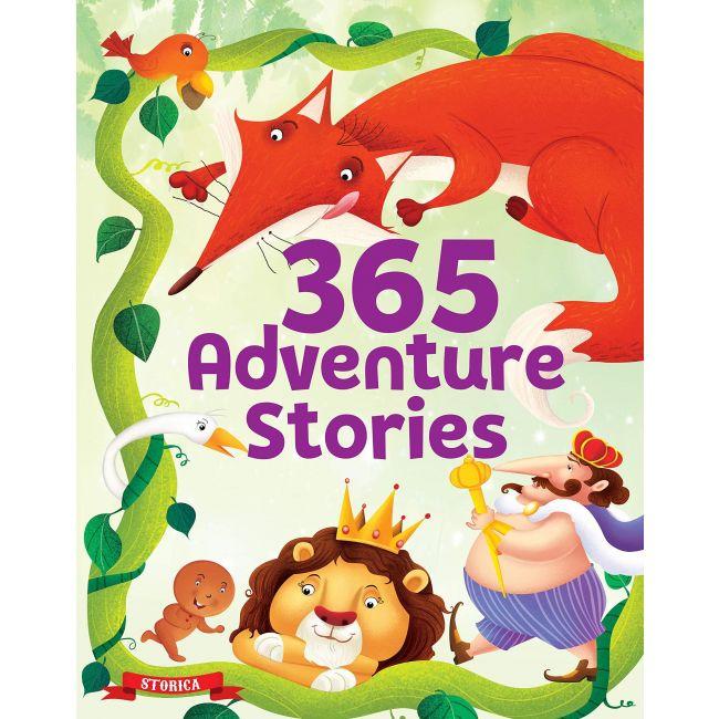 B Jain Publishers - 365 Adventure Stories