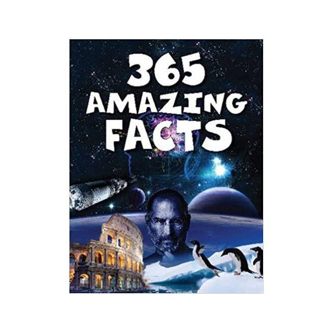 B Jain Publishers - 365 Amazing Facts